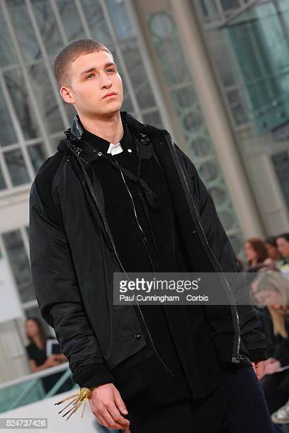 New Man Studio Autumn Winter Fashion Collection on the runway during London Fashion Week 23nd February 2011