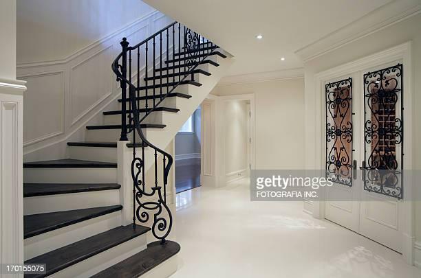 New Mansion Hallway