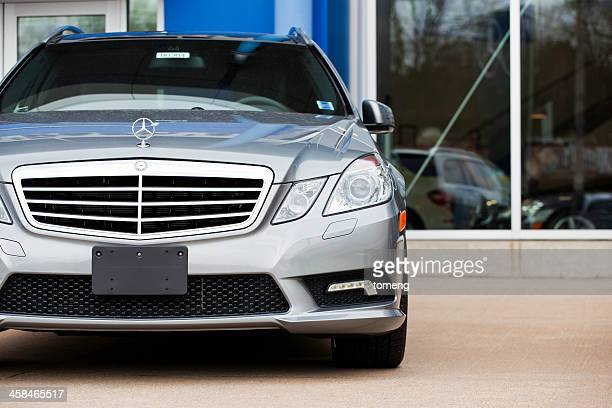 New Mercedes Benz E-350 Wagon