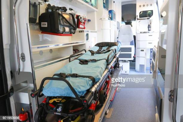 21 New Mercedes Ambulance For Gdynia Emergency Medical Services