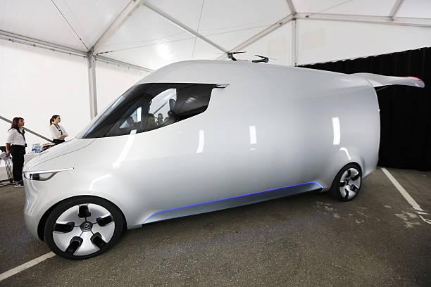 Daimler AG\'s Mercedes-Benz Vans Head Volker Mornhinweg Unveils New ...