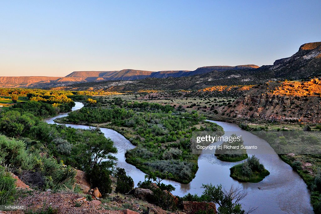 New Mexico Landscape : Stock Photo