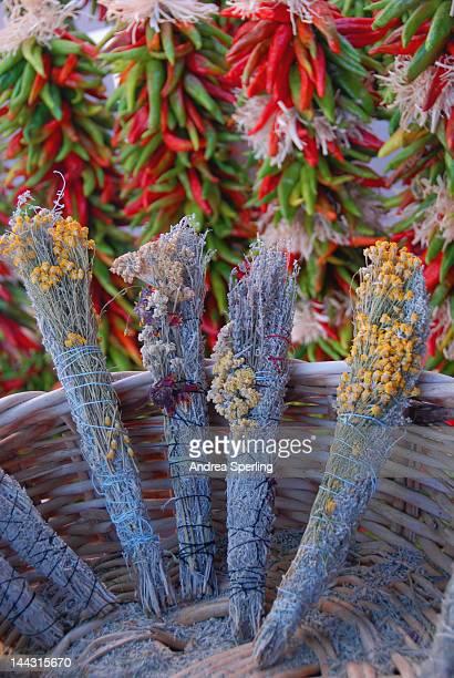 New Mexico Sage & Cedar Smudge Stick