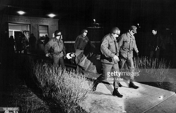 FEB 3 1980 FEB 4 1980 New Mexico State Penitentiary