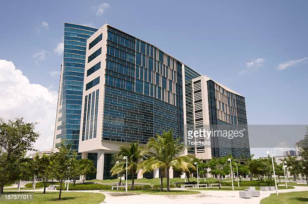 new miami federal courthouse - federal building stock pictures, royalty-free photos & images