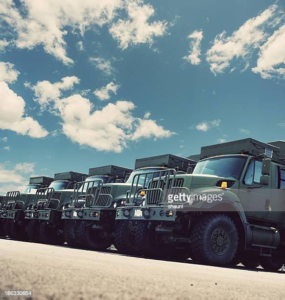 New Military Vehicles