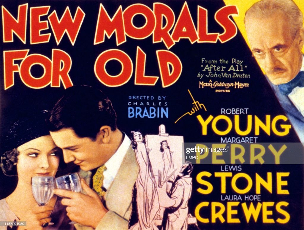 new-morals-for-old-lobbycard-bottom-lr-myrna-loy-robert-young-top-picture-id1137201080