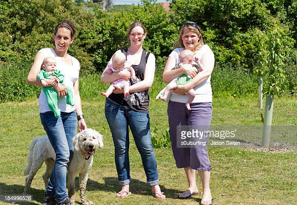 new mums - s0ulsurfing stock pictures, royalty-free photos & images