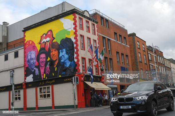 A new mural by Subset Dublin paying tribute to The Rolling Stones a legendary English rock band has appeared in Dublin's city centre just a couple of...