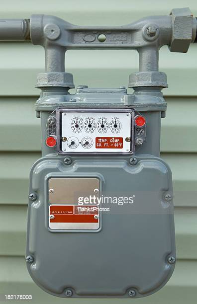 New Natural Gas Diaphragm Meter