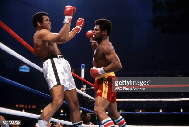 Leon Spinks Muhammad Ali boxing at Superdome September 15 1978