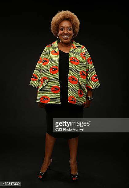 CBS' 'NCIS New Orleans' actress CCH Pounder poses for a portrait during CBS' 2014 Summer TCA tour at The Beverly Hilton Hotel on July 17 2014 in...
