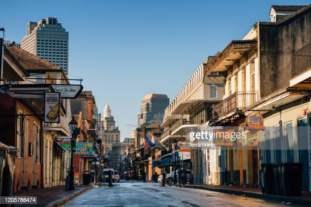 new orleans cityscapes - new orleans stock pictures, royalty-free photos & images