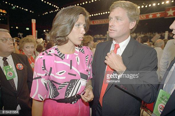 New Orleans Louisiana Senator Dan Quayle of Indiana [here] August 15 has been selected August 16 by Vice President George Bush to be Bush's...