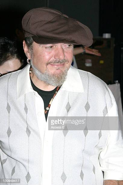 New Orleans musician Dr John participates in a press conference sponsored by Japanese jazz musicians to announce fundraisers for the Katrina...
