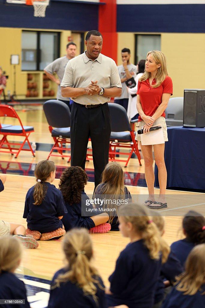 New Orleans Pelicans Head Coach Alvin Gentry Participates In