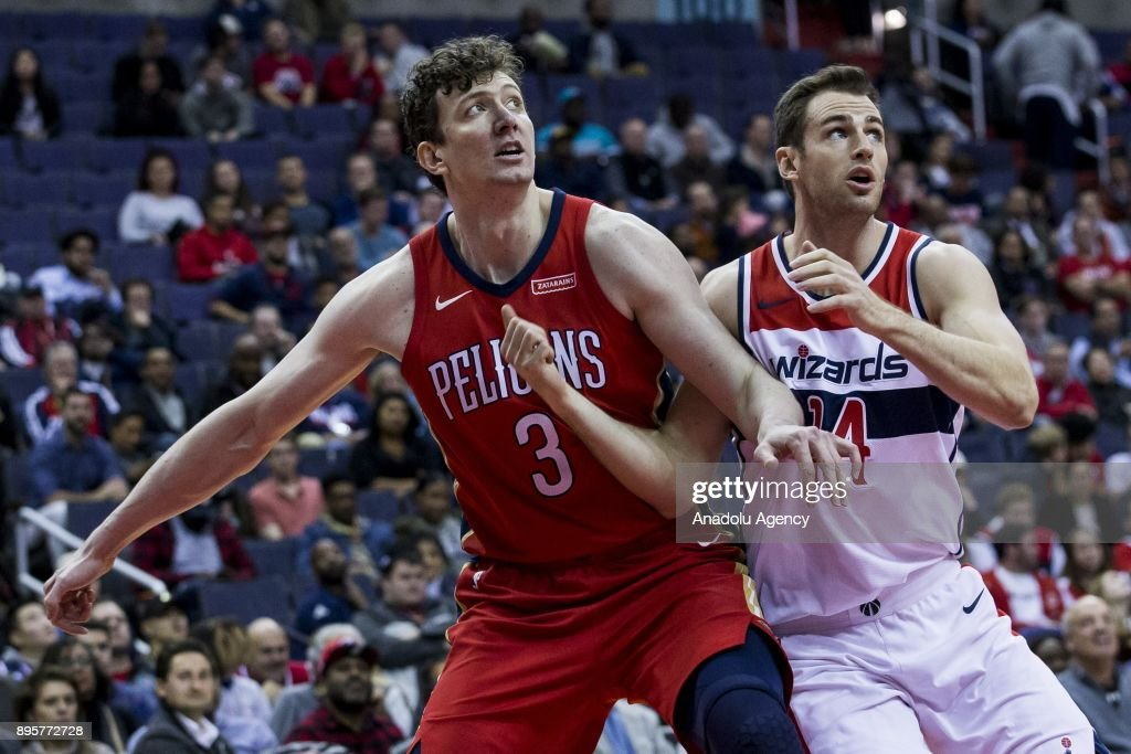 New Orleans Pelicans Omer Asik 3 And Washington Wizards Jason Smith