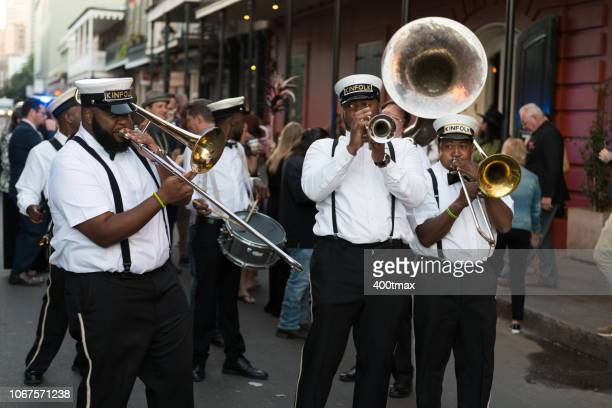 new orleans - new orleans french quarter stock photos and pictures