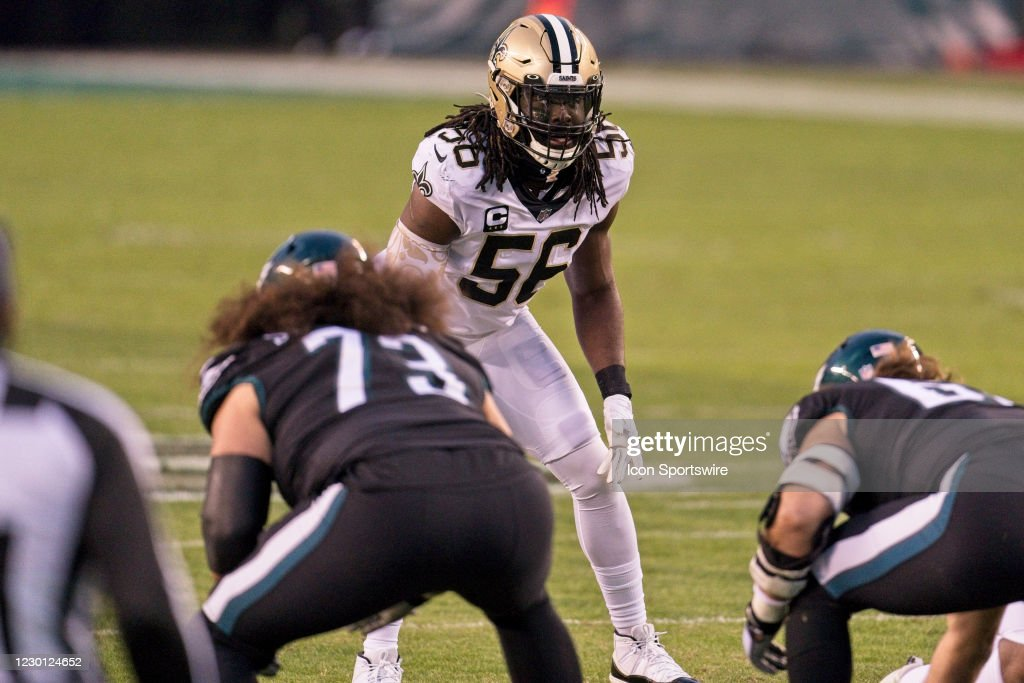 NFL: DEC 13 Saints at Eagles : News Photo