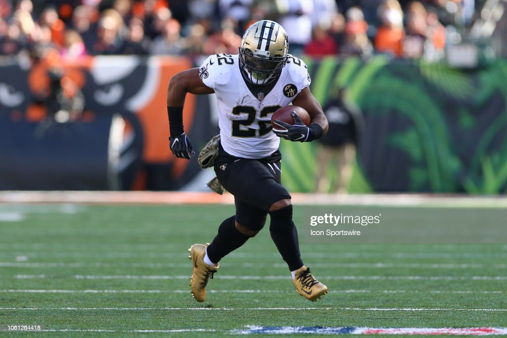 NFL: NOV 11 Saints at Bengals : News Photo