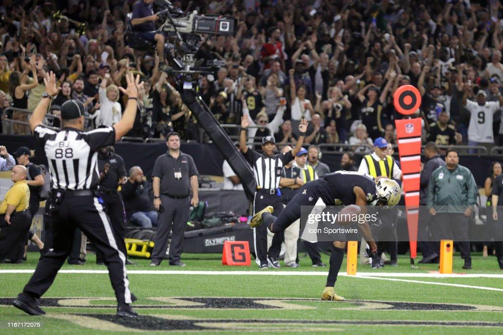 NFL: SEP 09 Texans at Saints : News Photo
