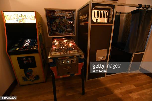 New owner Dan Landes reopens the Campus Lounge in the Bonnie Brae Community You can still get a good game of PacMan in while taking some snapshots in...