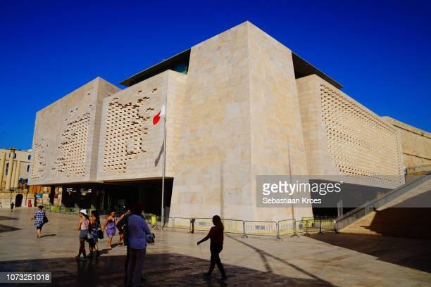 New Parliament House, Modern, Valletta, Malta