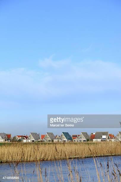 New part of Dutch village