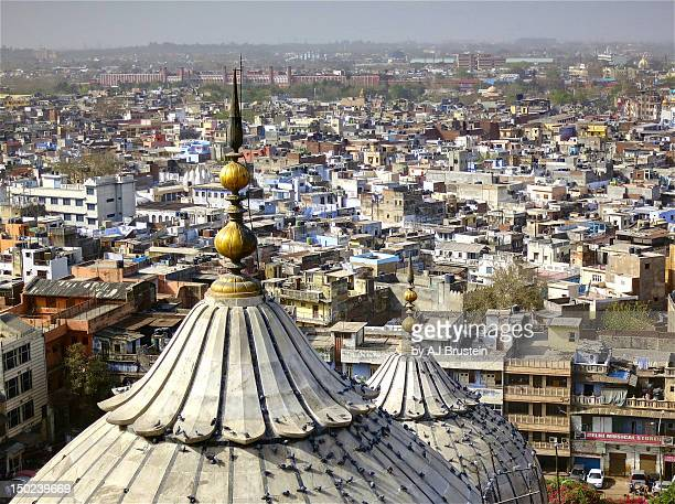 New Perspective on old Delhi