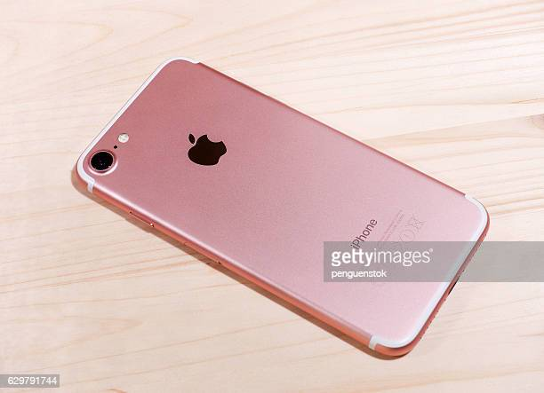 New pink iphone 7 back