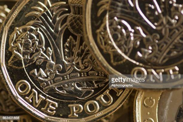 New pound coin released 2017