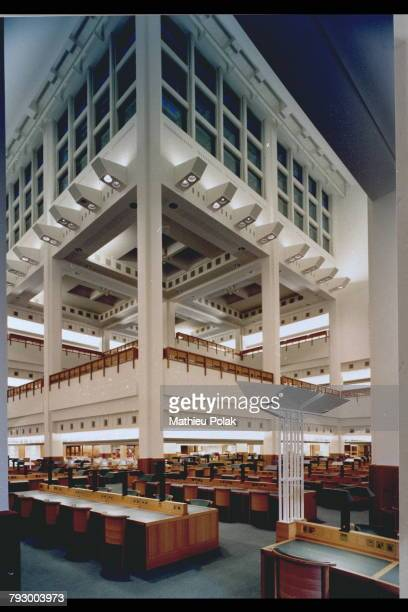 NEW PREMISES OF THE BRITISH LIBRARY