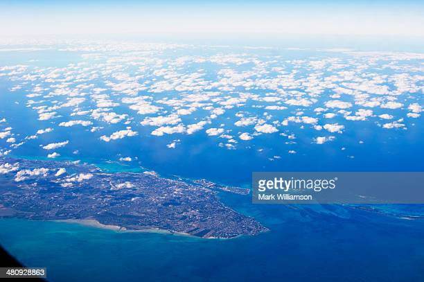 New Providence Island, Bahamas.