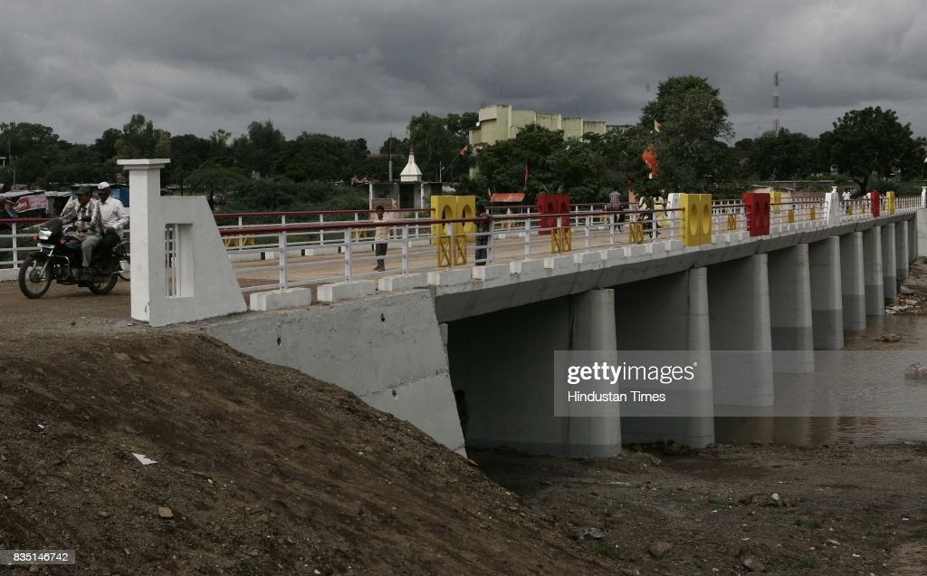 New Public bridge at Malegoan.