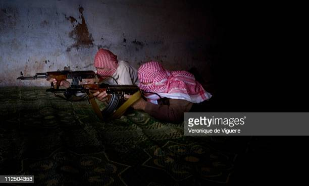 New recruits being trained under the authority of Abdul Rehman who claimed they were part of the LashkareTaiba Islamist militant group however this...