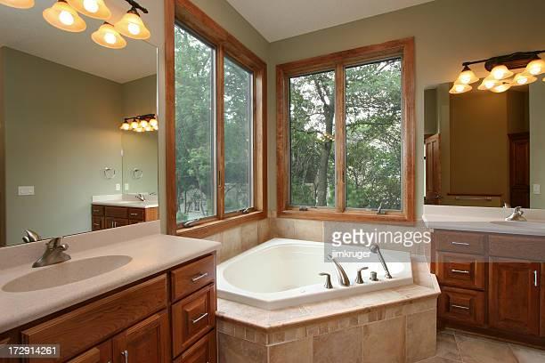 New remodeled bathroom.