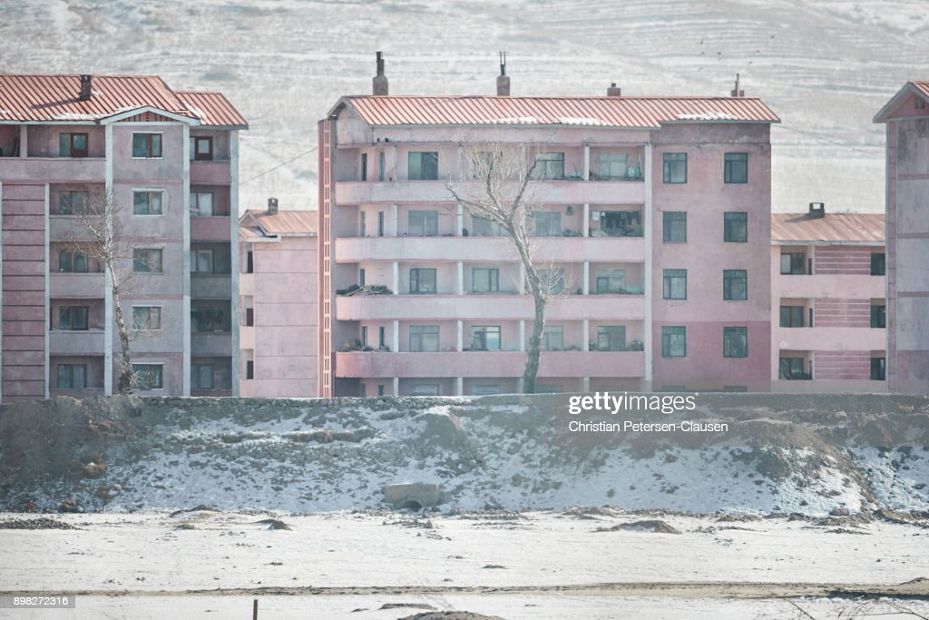 New Residential Houses In North Korea Stock Photo Getty Images