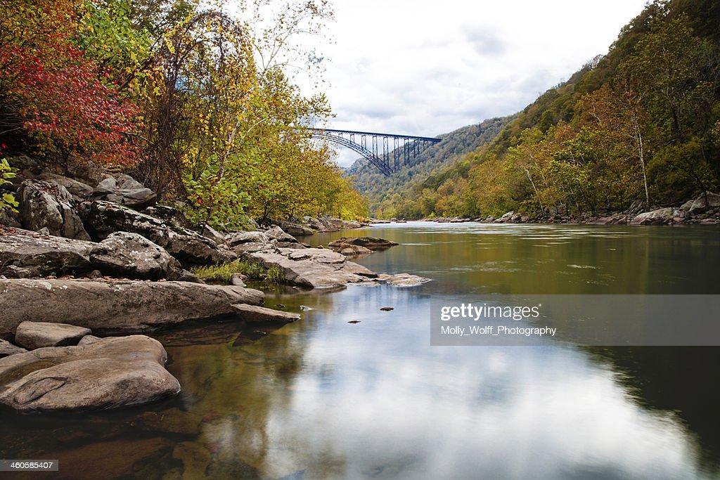 New River Gorge Bridge : Stock Photo