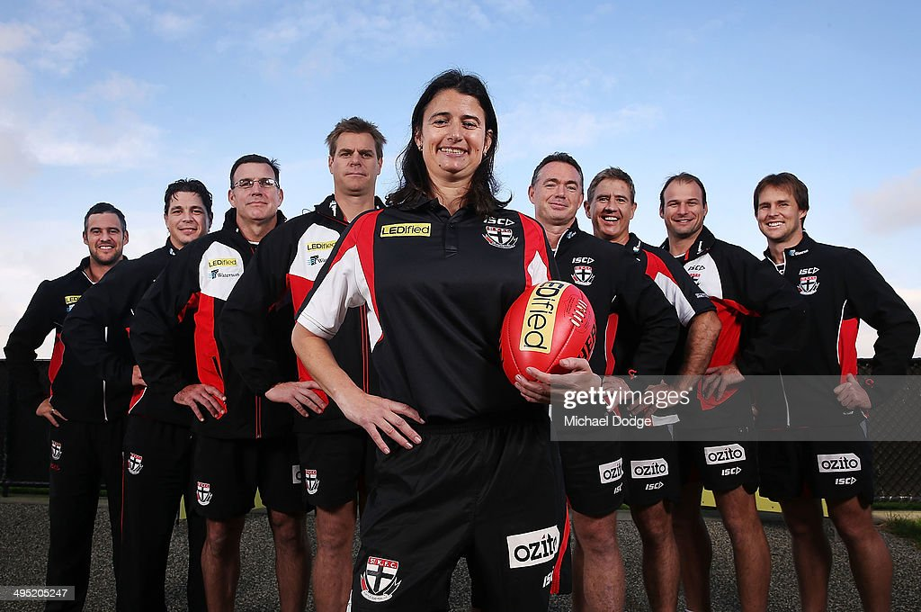 St Kilda Saints Press Conference