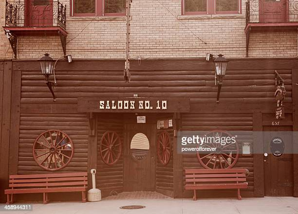 New Saloon No.10 - Deadwood, South Dakota