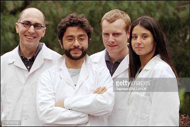 New scientifically breakthrough in prionrelated research in Gif sur Yvette France on January 18 2001 Ronald Melki Hassan Belrhali Luc Bousset Solange...