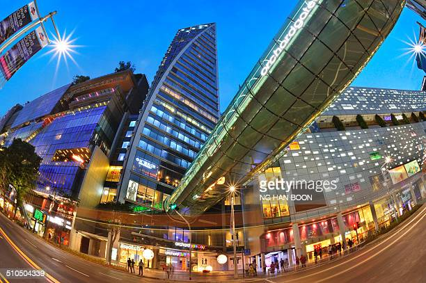 New shopping sensation at Singapore Orchard Road. Orchard Gateway is the one and only shopping mall that straddles both sides of Orchard Road and is...