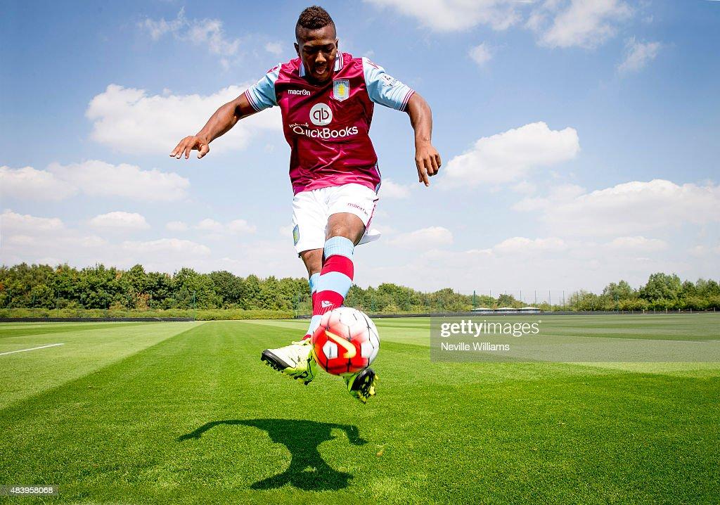 Aston Villa Unveil New Signing Adama Traore
