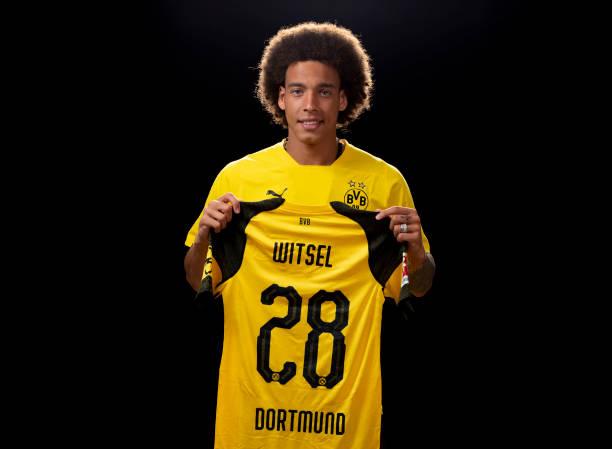 Seconda Maglia Borussia Dortmund Dženis Burnic