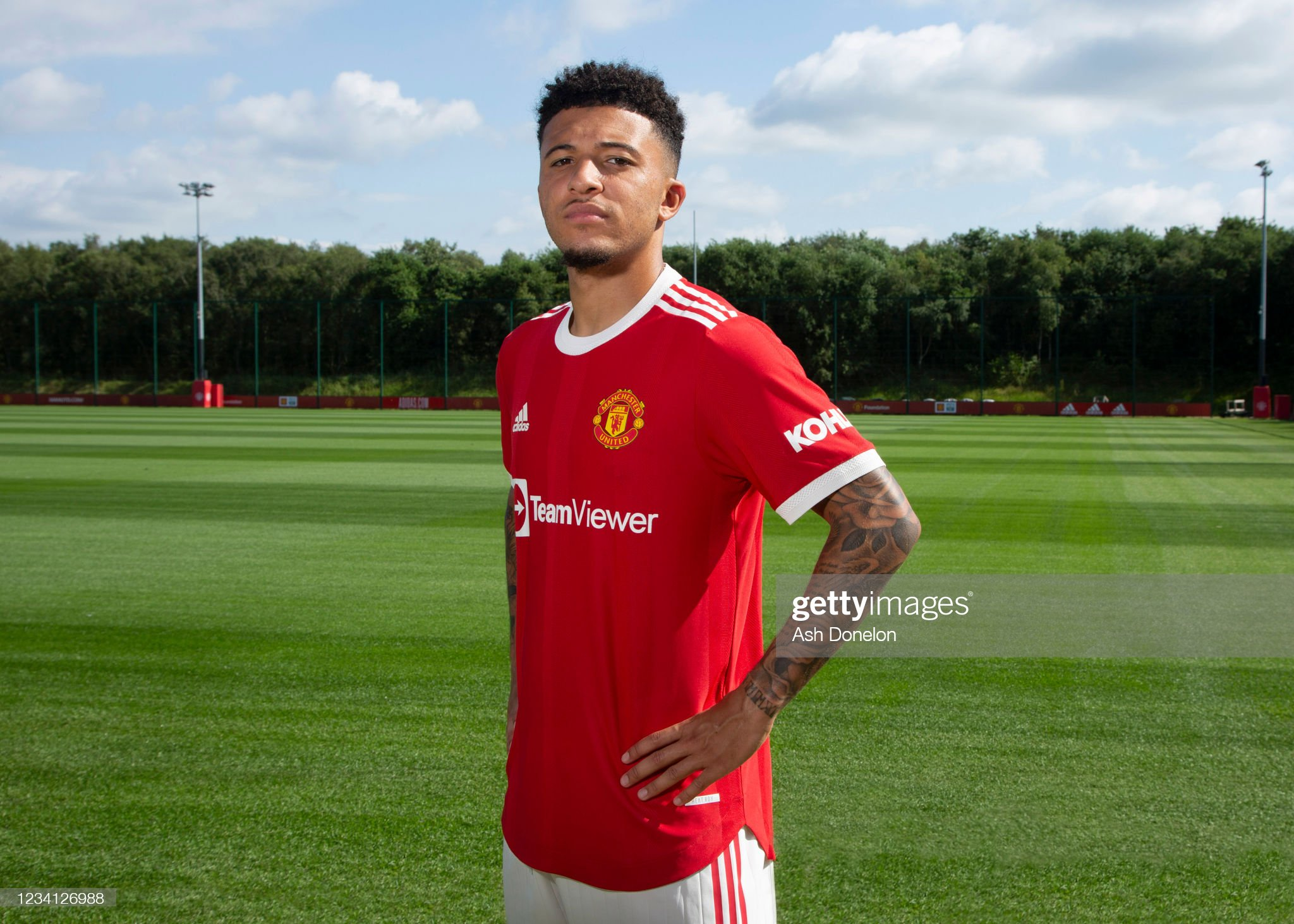 Sancho the class of player Manchester United needs to be successful