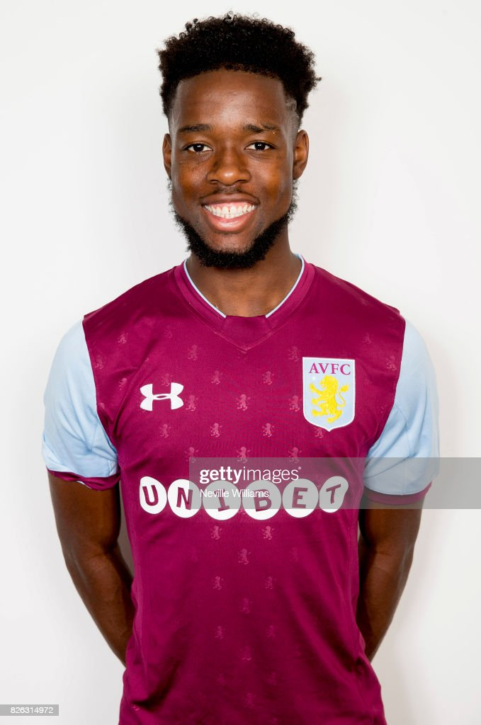 Aston Villa Unveil New Loan Signing Josh Onomah