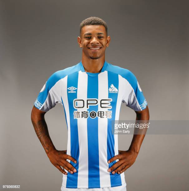 New signing Juninho Bacuna has agreed to sign for Premier League side Huddersfield Town from the Dutch Eredivisie side Groningen on June 19 2018 in...