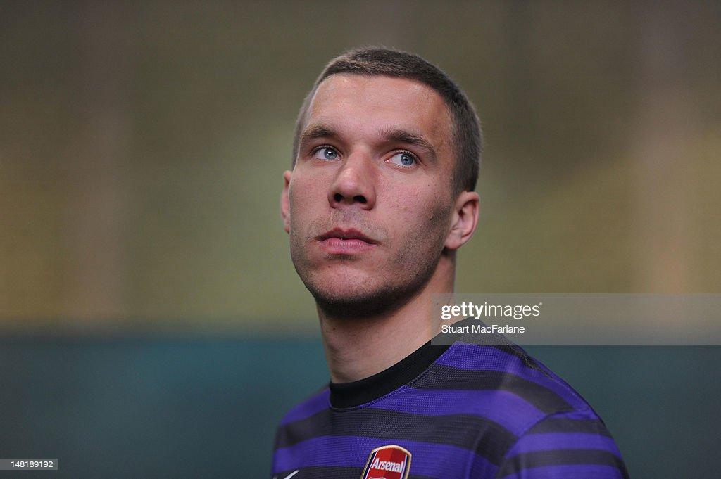 Arsenal New Away Kit : News Photo