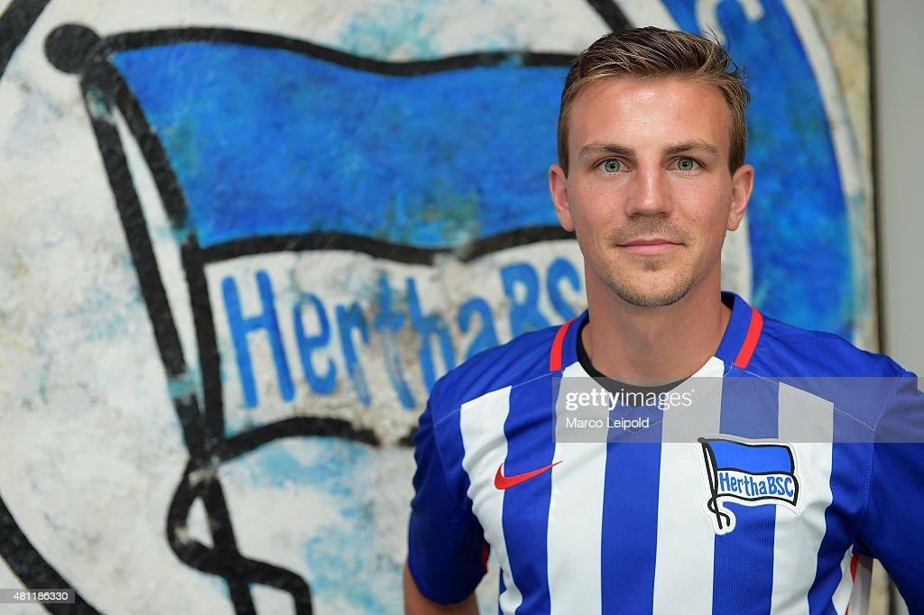 Hertha BSC Unveils New Signing Vladimir Darida