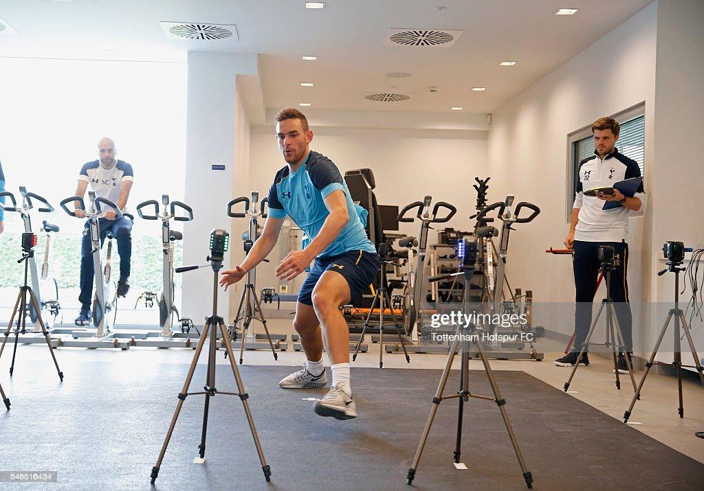 Tottenham Hotspur Unveil New Signing : News Photo